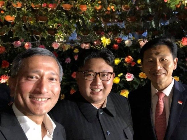 Singapore 'lãi to' sau khi tổ chức thượng đỉnh Trump-Kim