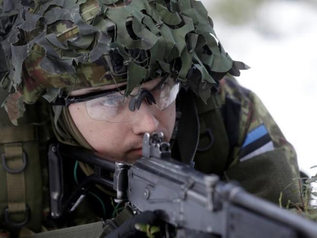 Estonia dọa lính Nga không còn cửa sống ở Tallinn