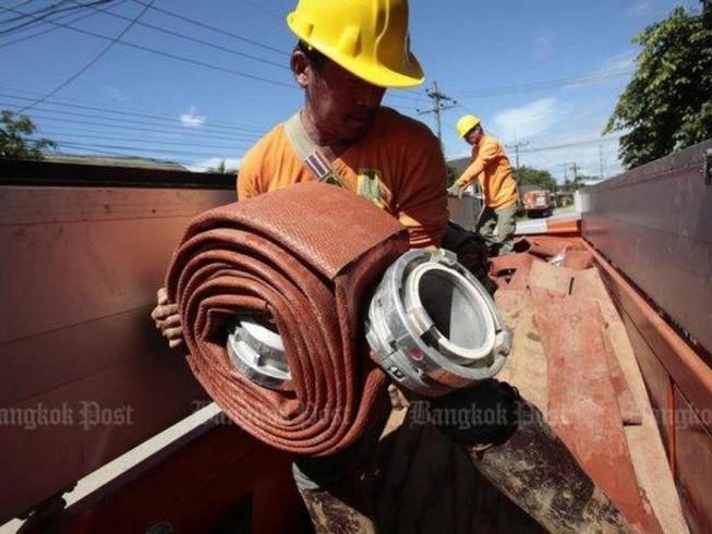 Thái Lan bắt đầu sứ mệnh mới, khôi phục hang Tham Luang