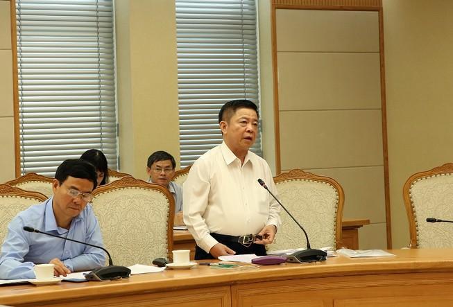 Ông Võ Kim Cự làm phó Ban chỉ đạo Đổi mới hợp tác xã