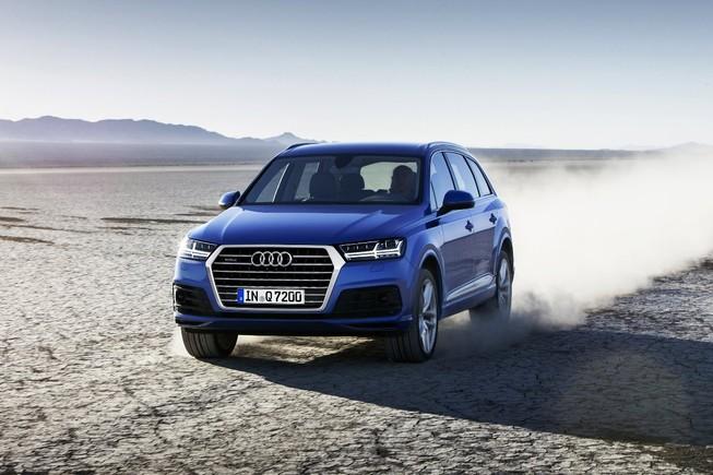 Audi ưu đãi khi mua xe Audi A4, A6, Q7 2.0 mới