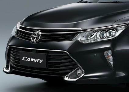 Toyota ra mắt Camry mới 2017