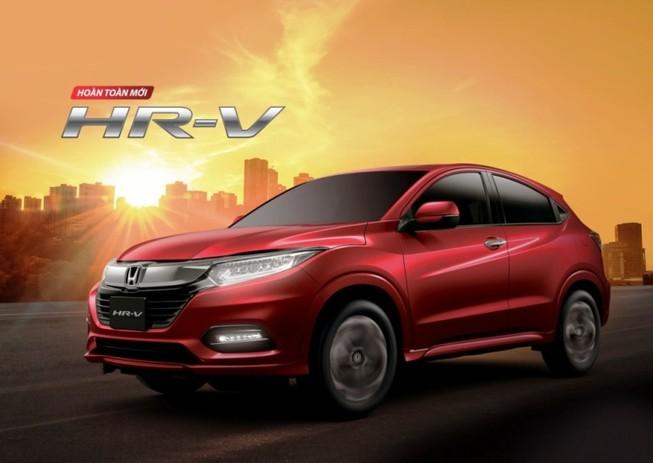 Honda HR-V, chiếc SUV hạng B sắp có mặt tại Việt Nam