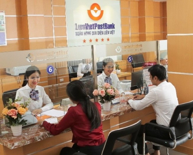 LienVietPostBank được nâng cấp 147 phòng Giao dịch ngân hàng