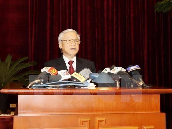 Toàn văn phát biểu của Tổng Bí thư Nguyễn Phú Trọng