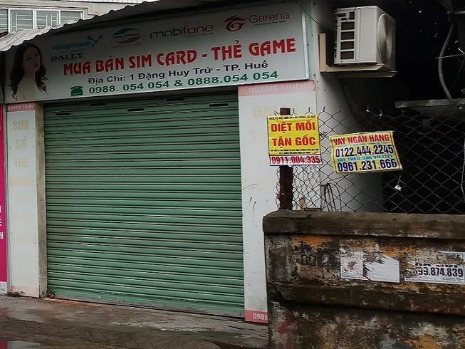 Bắt nghi phạm cướp tài sản, đâm chủ cửa hàng nguy kịch
