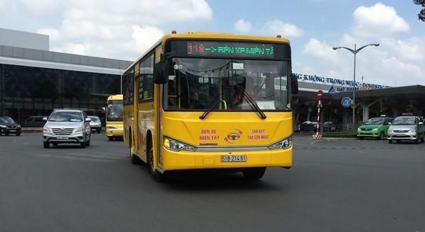 Sau chiến dịch vỉa hè, người đi xe buýt tăng