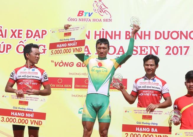Nguyễn Thành Tâm hạ 'áo xanh' thắng chặng 5 BTV Cup