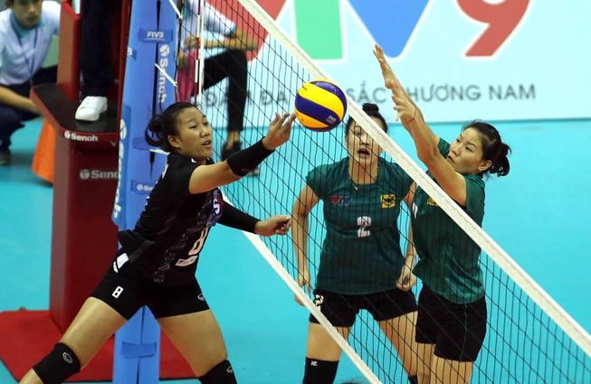 Thua Giang Tô, BIP đối đầu VTV Bình Điền Long An tại bán kết
