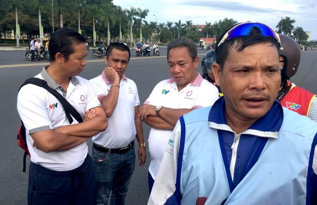 Tranh cãi căng thẳng trước chặng 9 giải đua xe đạp VTV Cup