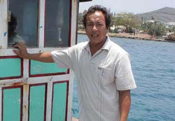 Quảng Ngãi: Đã có thông tin về 9 ngư dân
