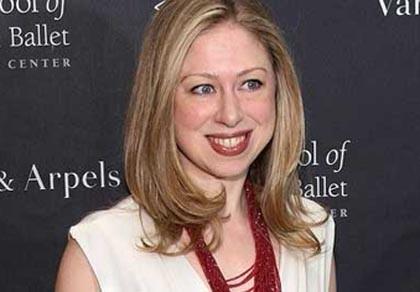 Chelsea Clinton sẽ tham gia chính trường