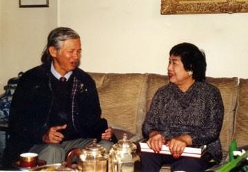 Mộng Điệp và ký ức về cựu hoàng Bảo Đại