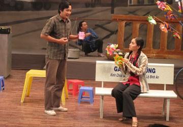 Sân khấu 2012: Chạy đua từ đầu năm