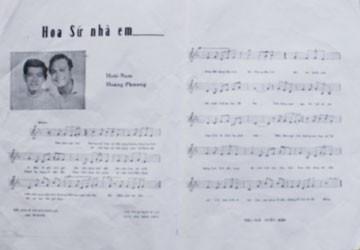 Từ Hoa sứ nhà nàng đến nhạc Gò Công