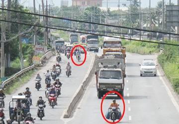 Những điều ít biết về TNGT - Bài 2: Chạy xe máy lại tưởng lái ô tô