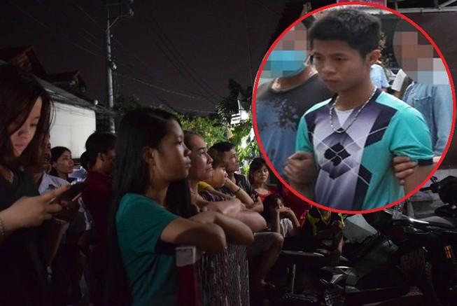 Phá án thảm sát Bình Tân:Con ngủ ngoan, xong việc ba về