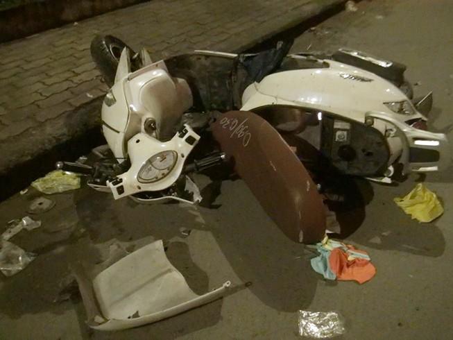 Một quản lý công ty giấy ở TP.HCM chết trên quốc lộ 1A