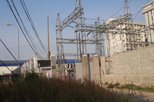 Lý do hai người bị phóng điện tại trạm Linh Trung 2