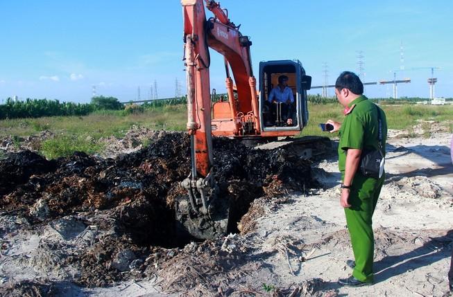 Thêm 1 điểm chôn lấp chất thải rắn ở TP.HCM