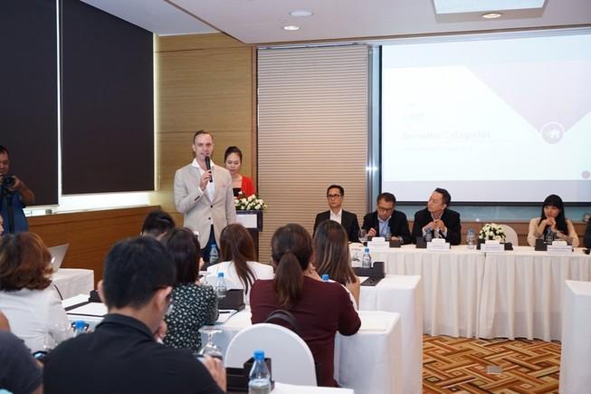 Công bố giải thưởng Bất động sản Việt Nam 2018