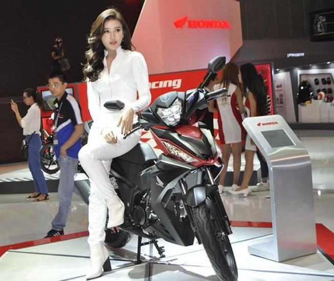 Xe máy Honda tiếp tục không có 'đối thủ' ở Việt Nam