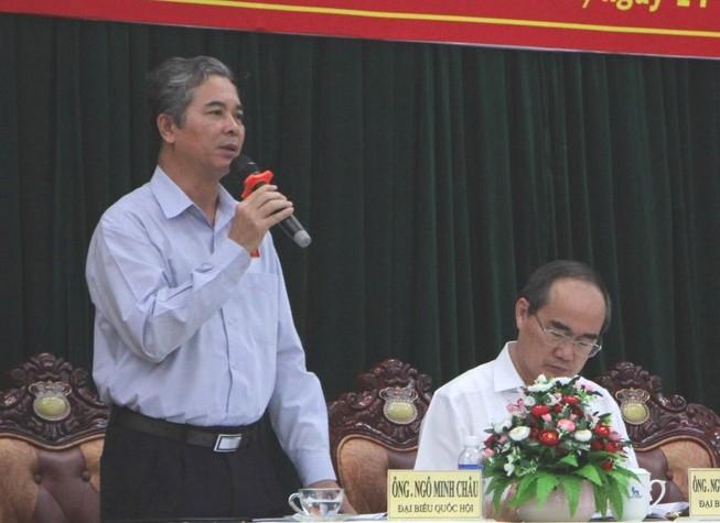Thiếu tướng Ngô Minh Châu nói về vụ 2 'hiệp sĩ' bị đâm chết