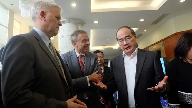 TP.HCM mời gọi đầu tư các giải pháp chống ngập