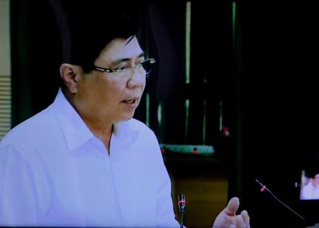 Chủ tịch TP.HCM: 'Tôi chân thành xin lỗi người dân Thủ Thiêm'