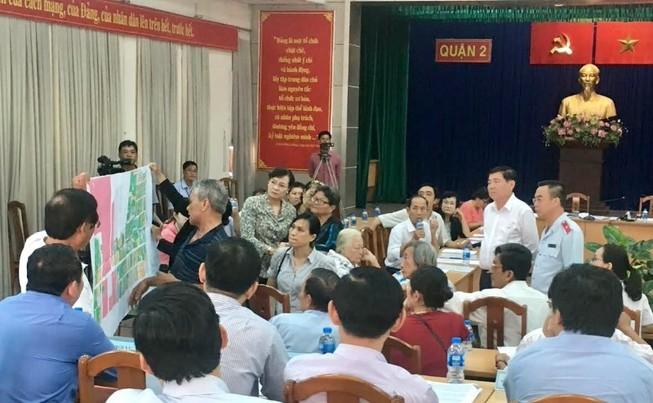 HĐND TP.HCM sẽ họp bất thường về dự án Thủ Thiêm