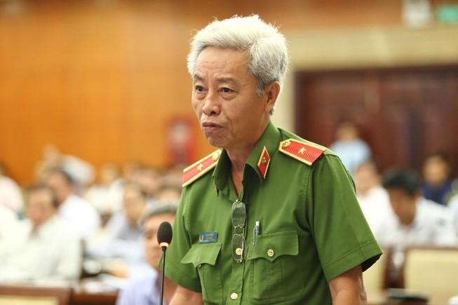 Thiếu tướng Phan Anh Minh nói về xã hội đen cho vay nặng lãi