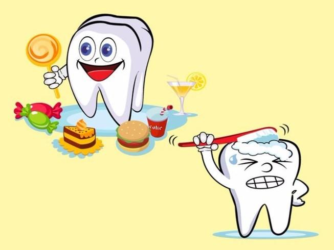 Đánh răng ngay sau mỗi bữa ăn chỉ làm răng bạn yếu đi!
