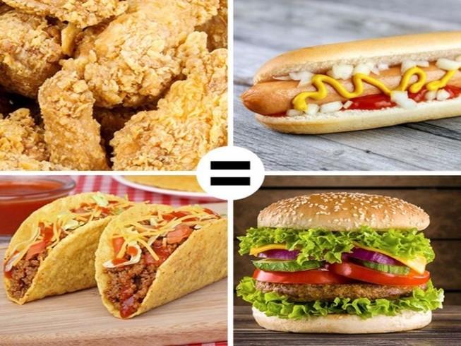 12 điều bí mật về thức ăn nhanh khiến bạn bất ngờ