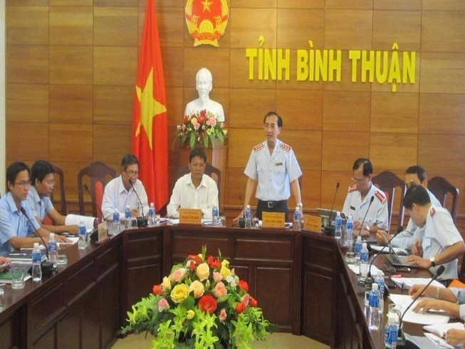 Bình Thuận: Nhiều cán bộ kê khai tài sản không đúng