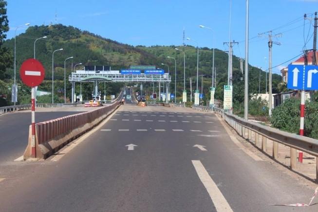 Gia Lai đề nghị Bộ GTVT giảm giá vé tại nhiều trạm BOT