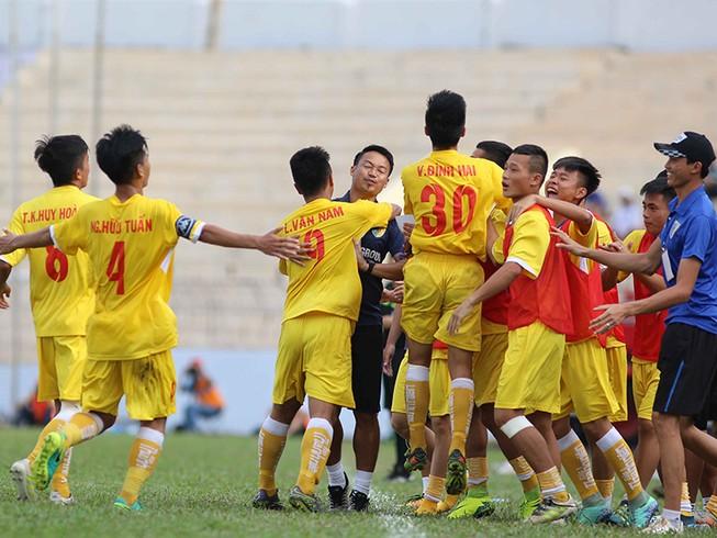 VCK U-19 quốc gia: Chung kết trong mơ!