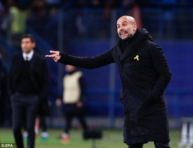 Pep Guardiola: 'Man. City thua là điều tốt'