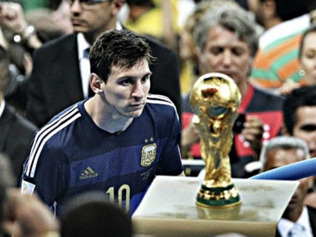 Ký ức World Cup: Messi giết chết giấc mơ Messi