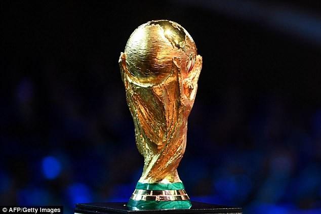 Danh sách chính thức 32 đội tuyển dự World Cup 2018