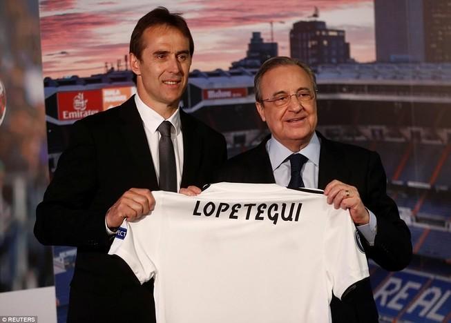 Tân HLV Real Madrid: 'Hôm nay là ngày hạnh phúc nhất đời tôi'