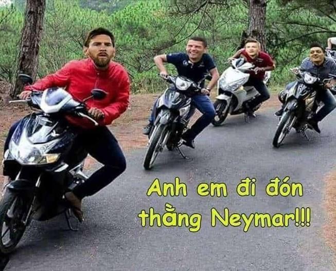 Neymar ở lại World Cup, Messi, Ronaldo 'bị hố'