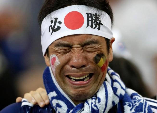 Thua đau Bỉ, người Nhật vẫn hành động khiến thế giới nể phục