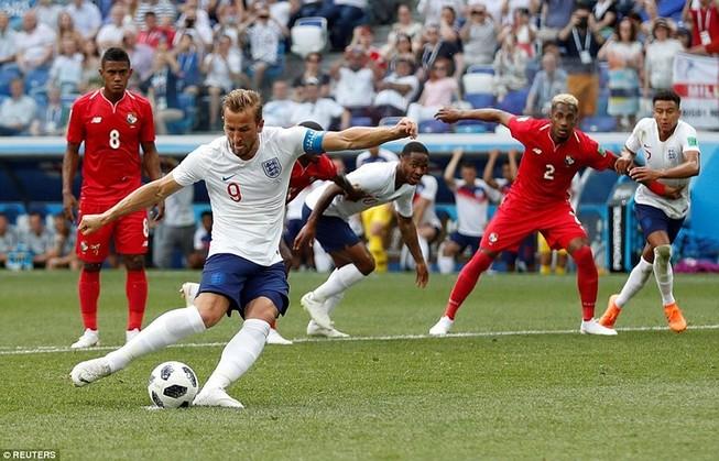Vòng knock-out World Cup: Chờ Harry Kane và Anh thể hiện