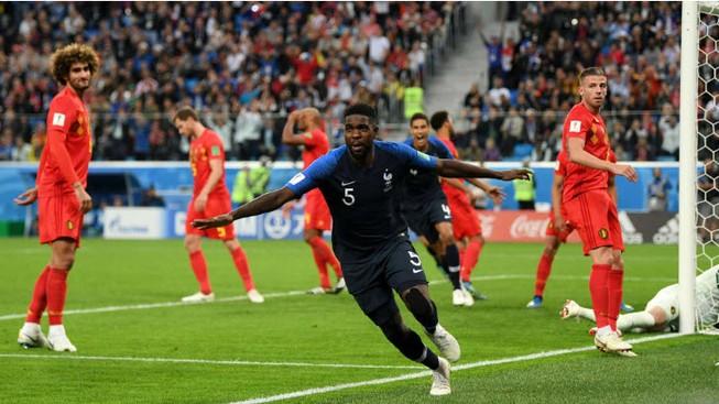Họ nói gì sau trận Pháp thắng Bỉ ở bán kết World Cup 2018?