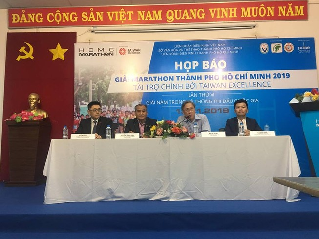 HCMC Marathon 2019: Giấc mơ lớn cùng thành phố