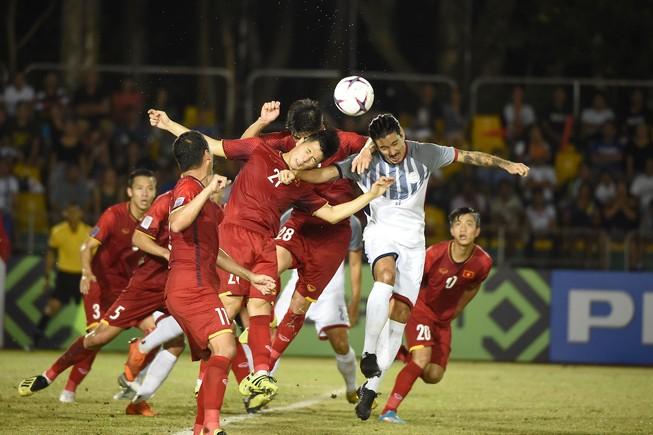 'Tinh thần đồng đội sẽ đưa Philippines vào chung kết'