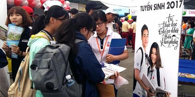 Trường ĐH Hoa Sen dành 60 tỉ học bổng cho sinh viên