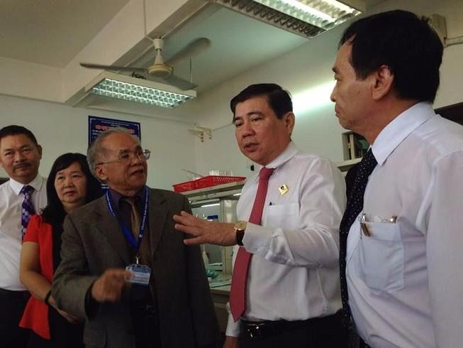 Ông Nguyễn Thành Phong: Giáo dục 4.0 là hướng đi đúng