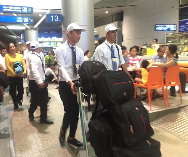 Tạm ngưng bán hành lý trả trước từ Nhật đến Việt Nam