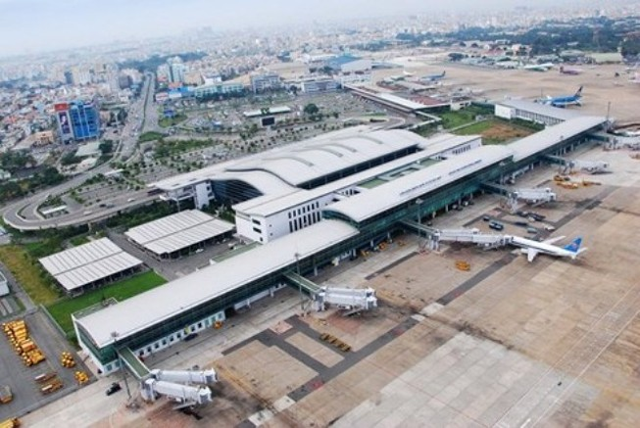 TP.HCM triển khai quy hoạch mở rộng sân bay Tân Sơn Nhất